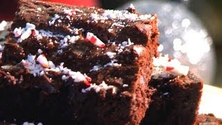 Brownies With Peppermint And Dark Chocolate With Matt Lewis And Renato Poliafito