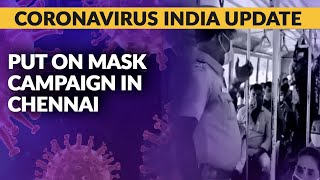 Coronavirus India Update: Chennai Police Launches 'Put On Mask' Campaign To Curb Spread Of Virus