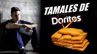 Tamales de Doritos Receta - Prison Tamale Recipe   Leo Gallegos