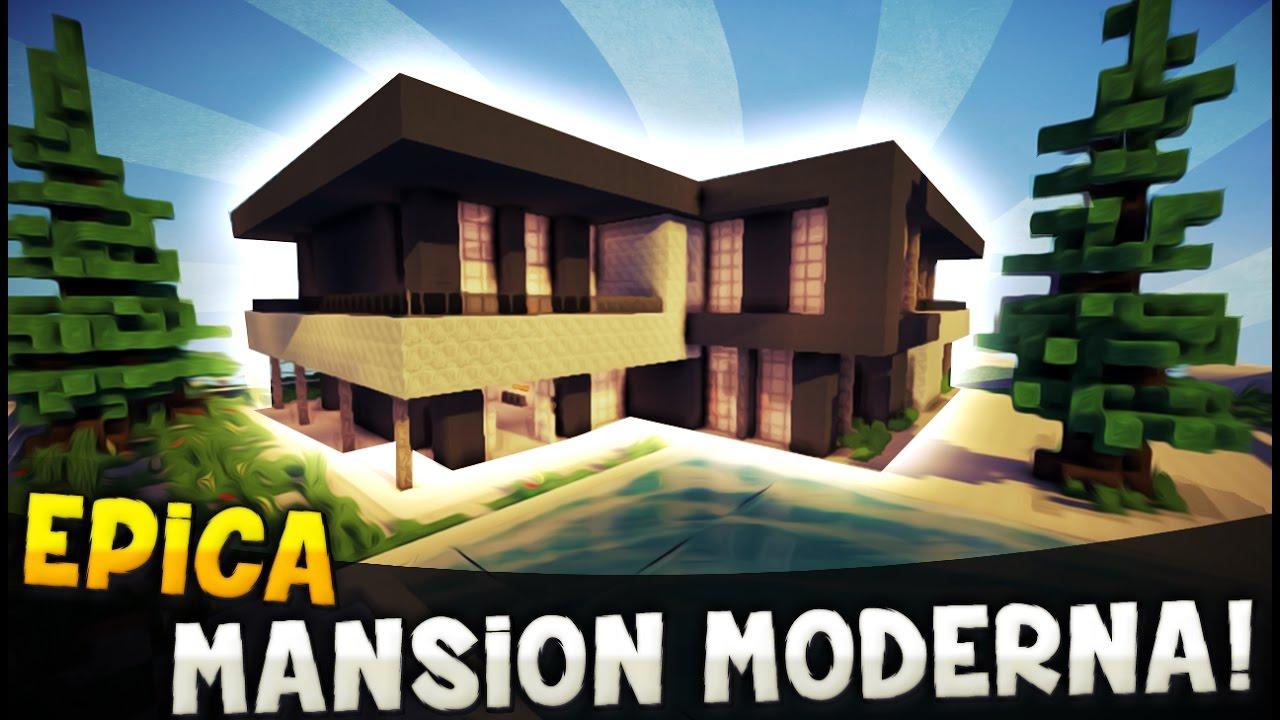 Casa moderna hermosa y epica casas de suscriptores for Casa moderna 9 mirote y blancana
