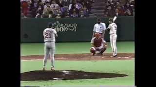 1992 ロジャー・クレメンス 1    日米野球  William Roger Clemens