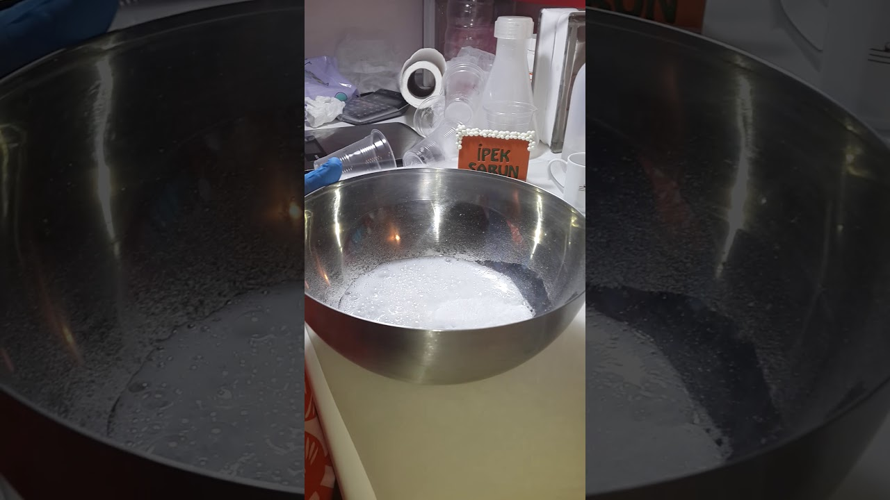 Evde Bulaşık Deterjanı Nasıl Yapılır