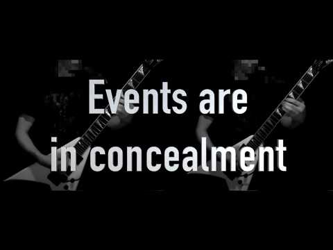 DEATHROW 'EVENTS IN CONCEALMENT' COVER by DERANGED & JOHN KNIGHT (SYNAPTIK) (with lyrics)