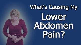 What 39 s Causing My Lower Abdomen Pain