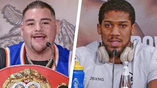 Andy Ruiz vs. Anthony Joshua II - FULL FINAL PRESS CONFERENCE | Matchroom Boxing