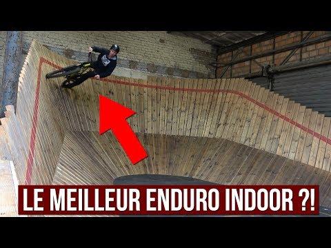 LE MEILLEUR PARCOURS VTT ENDURO INDOOR ?!