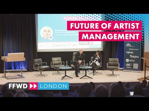 """Future of Artist Management"" with Merck Mercuriadis, Hipgnosis Music 