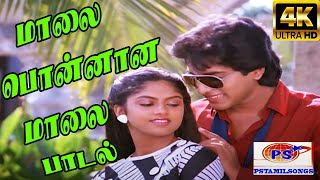 Maalai Ponnana Maalai ||மாலை பொன்னான மாலை ||Yesudas Vani Jayaram ||Love H D Song