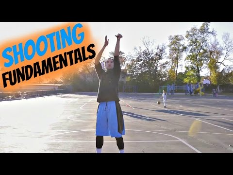 How to: IMPROVE YOUR SHOT! SHOOTING FUNDAMENTALS
