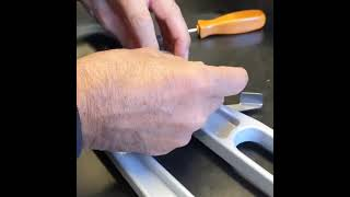 CALATI how to ... change glass and dial