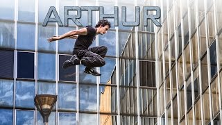 Arthur Court M trage d action parkour Fran ais