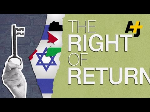 Do Palestinians Have A Right To Return?