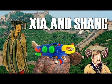 The Xia and Shang Dynasties: A History