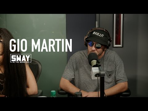 Friday Fire Cypher: Gio Martin on Keeping the Crowds Attention Without a Hit + Freestyles