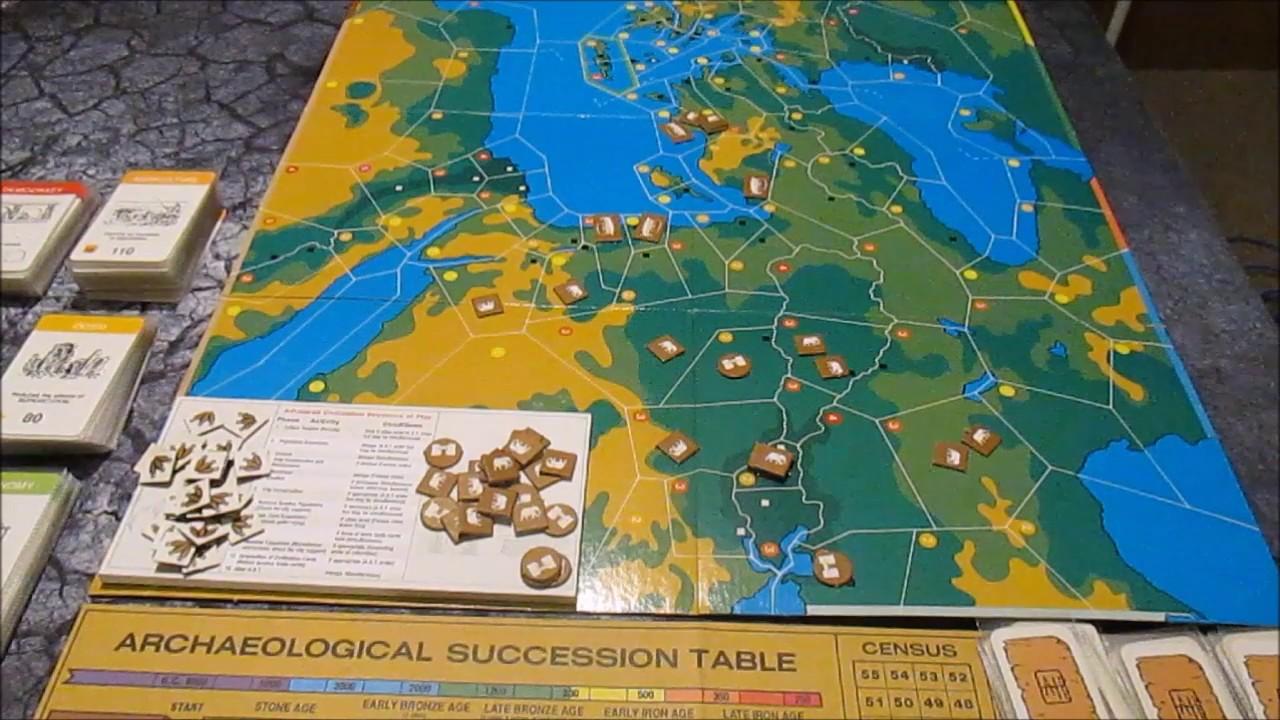 Civilization Brettspiel Anleitung