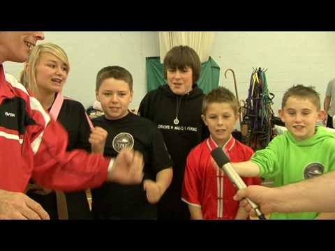 Master St James - Martial Arts Academy Plymouth