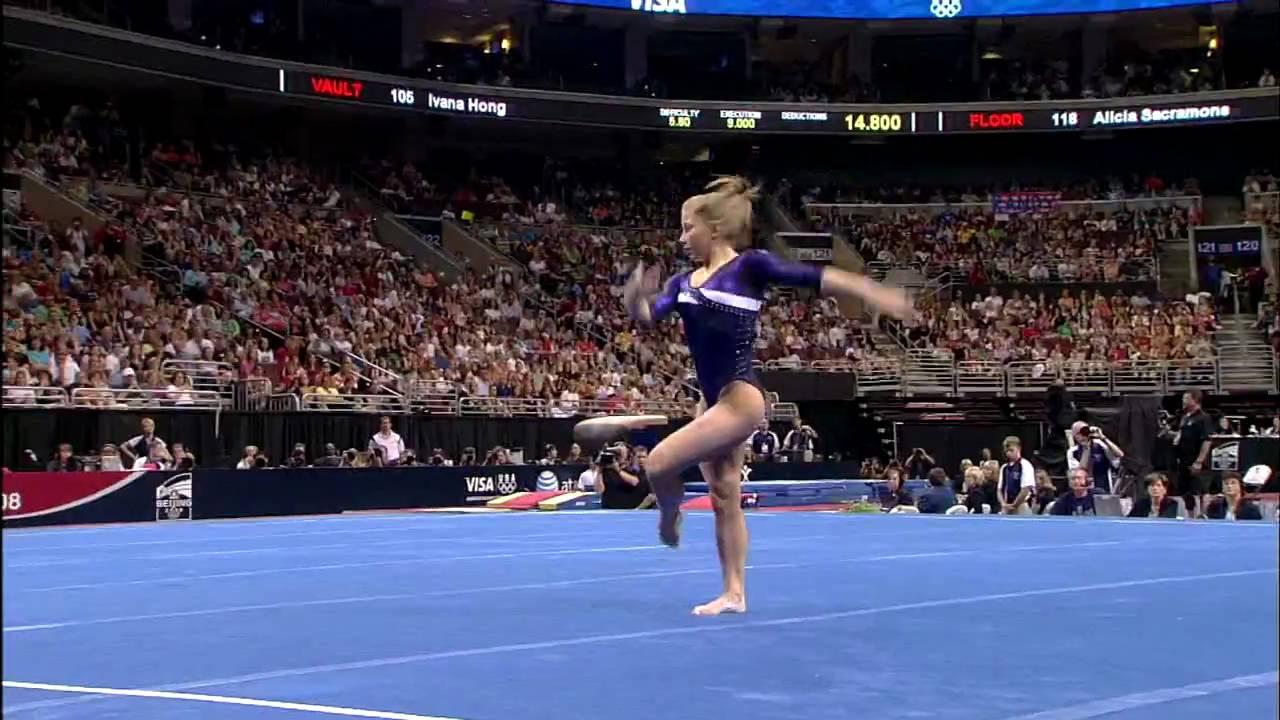 floor gymnastics shawn johnson. Floor Gymnastics Shawn Johnson S