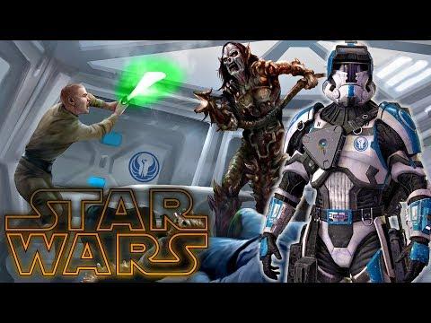 The Yuuzhan Vong In The Old Republic Era & Their History - Star Wars Explained