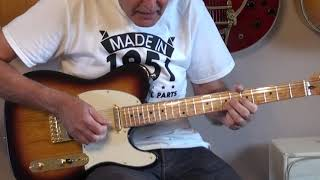 Mona Lisa. Shakin Stevens Guitar cover by Phil McGarrick . Fre…