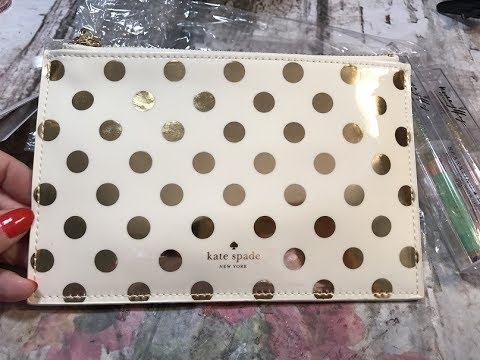 check out 88324 b7898 Kate Spade Pencil Pouch