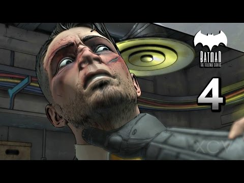 BATMAN: The Telltale Series · Episode 4: