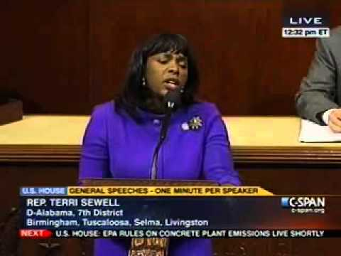 Congresswoman Sewell Honors Rev. Fred Shuttlesworth