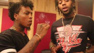 Drugrixh Peso & Hoodrich Pablo Juan - Workin (In Studio) |Shot by JLenz|