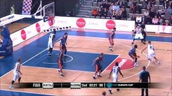 Topias Palmi #31 FIBA Europe Cup Highlights 2018-2019
