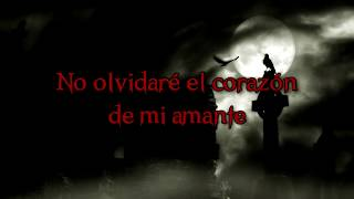 My Dying Bride - The Wreckage of My Flesh (subtitulada)