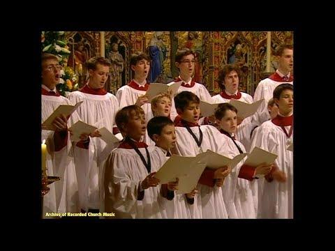 BBC TV Songs of Praise: Christ Church Oxford 2006 (Stephen Darlington)