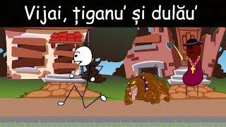 Vijai, Țiganu' și Dulau' - La povești cu Vijai