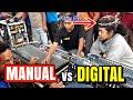 ADU SOUND DIGITAL VS MANUAL | MANA YG JERNIH SUARANYA ?
