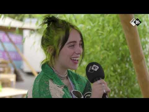 Интервью Билли Айлиш для «3FM» [Русские субтитры]