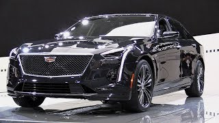 2019 Cadillac CT6 V-Sport: First Look
