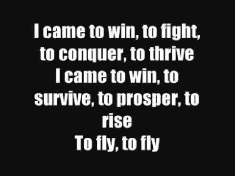 Fly - Nicki Minaj ( Lyrics )