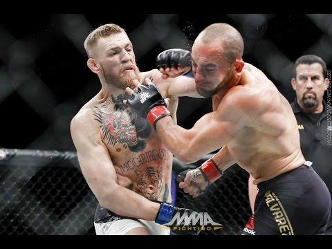 Conor McGregor vs Eddie Alvarez UFC 205 Full Fight Night