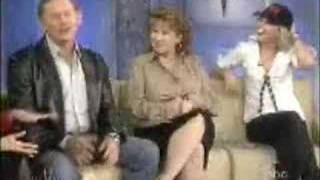 Victor Garber - the View 9-27-06