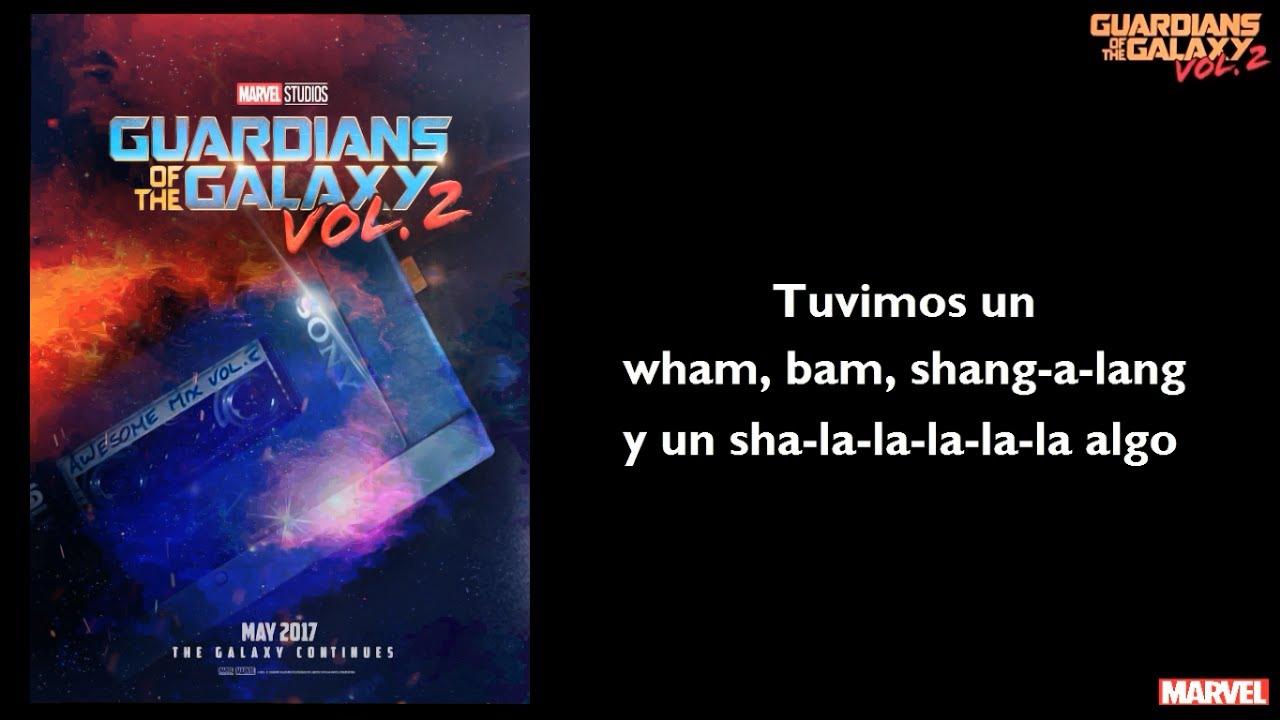 Silver Wham Bam Shang A Lang Sub Español Guardianes De La Galaxia Vol 2
