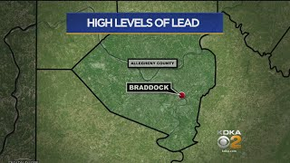 DEP: High Lead Levels Found In Braddock Water