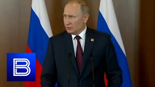 BREAKING! Putin Announces Transit of Russian Gas Through Ukraine May Have to Be Suspended!