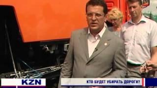 видео Перевозка спецтехники и комбайнов в Нижнем Новгороде