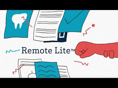 Remote Lite - Dental Claims Software