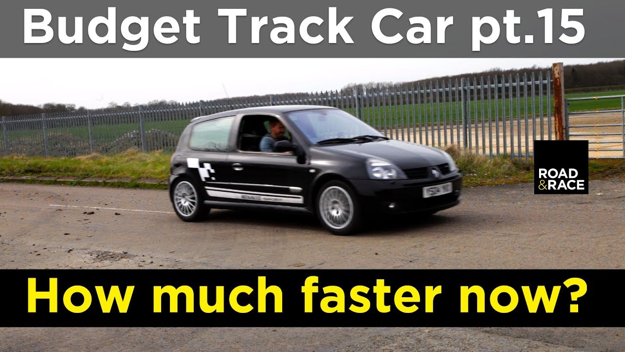 How Much Faster Is Our Modified Track Car Now Budget Track Car Build Pt 15 Road Race S04E20