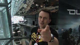 С чего начинался «EVE Fanfest 2013» [CCP-эксклюзив]