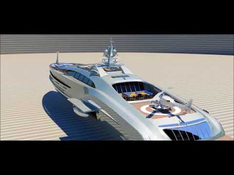 IS MEGAYACHT SOVEREIGN THE  MOST AMAZING YACHT DESIGN EVER