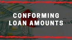 Conforming loan amounts