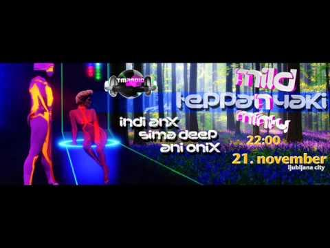 Ani Onix - Live - Teppanyaki Ljubljana, 1st Hour [21. November 2014]
