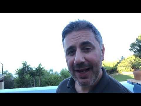 Giovanni Cicivelli: Kurze Rückschau und Vorschau auf heutiges Video