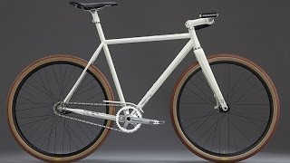Updated Speedvagen Urban Racer by Vanilla Bicycle Company