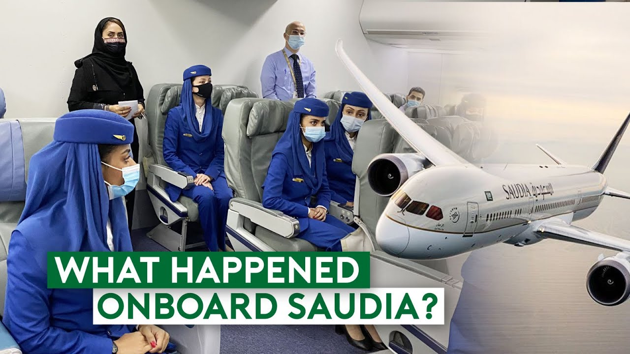 Download What Happened to Saudi Arabian Airlines? Big Changes Coming Soon